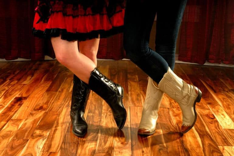 learn country western dancing